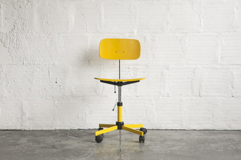Yellow Kevi Chair