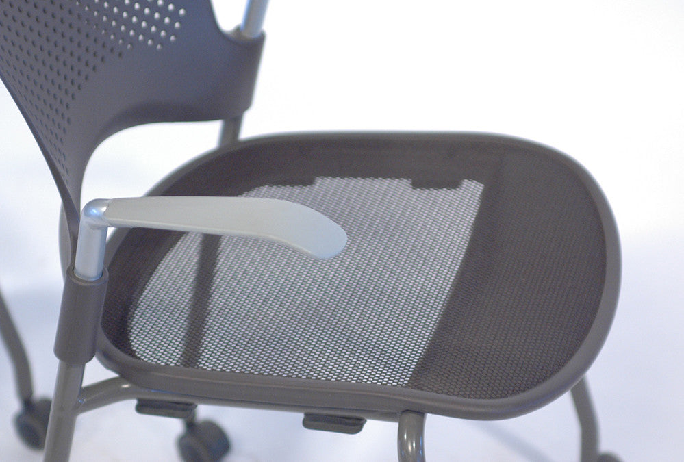 Caper Stacking Desk Chair 13 Available The Good Mod