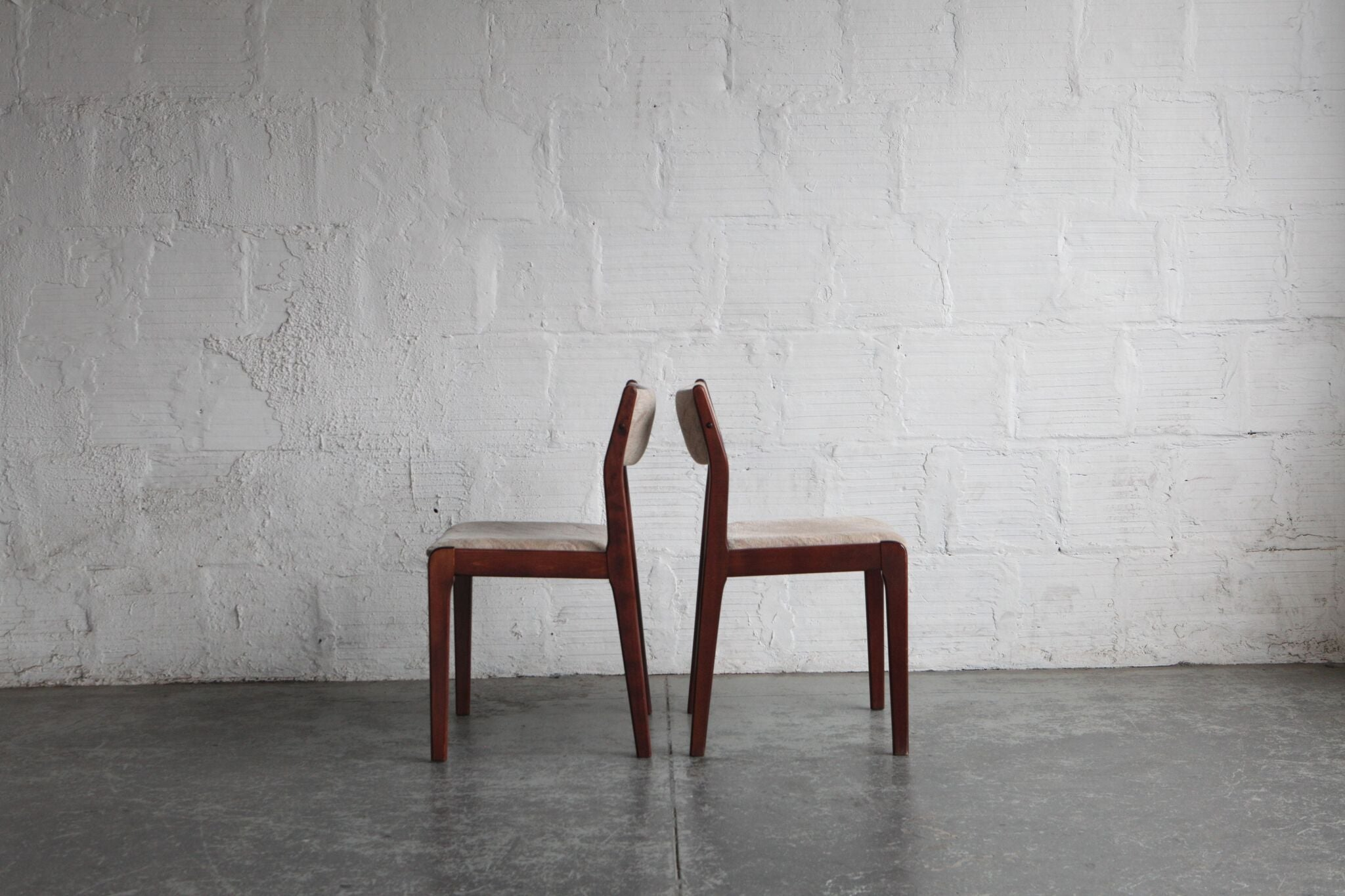 danish design dining chairs set rosewood danish modern dining chairs the good mod