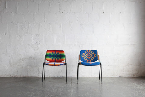 Pendleton / Castelli Stacking Chairs