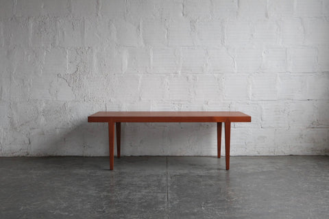 Severin Hansen for Haslev Mobelsnedskeri Coffee Table