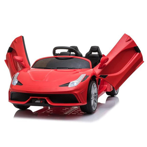 Image of 12V Kids Ride On Sports Car with 2.4GHZ Remote Control