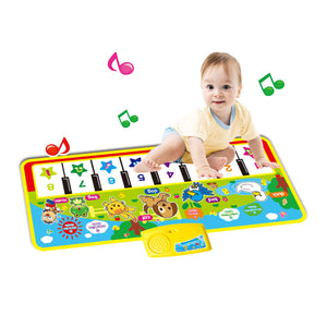 Baby Animal Sound and Music Floor Mat
