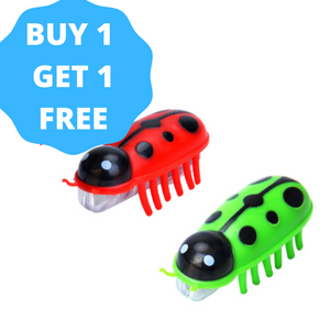 Robot Bug Toy For Cats - TOYSHIP