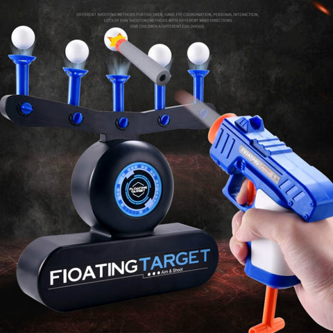 Electric Suspended Ball Dart Target New Type Gun Shooting Floating Circling Ball Indoor Flying Ball Guns Shooting Game Kids Toy