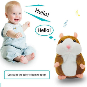 Milo the Talking Hamster