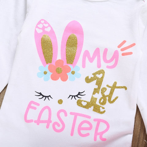My First Easter Baby Outfit