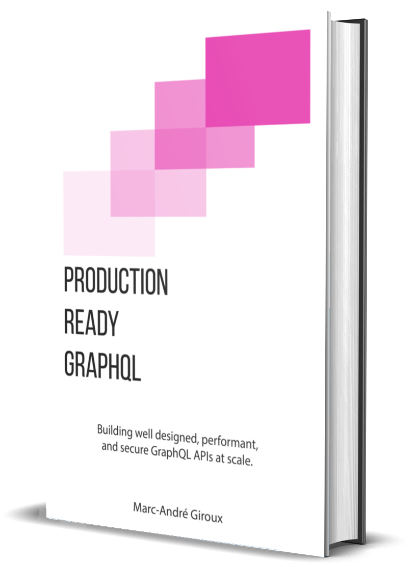 Production Ready GraphQL: Buy For Your Team