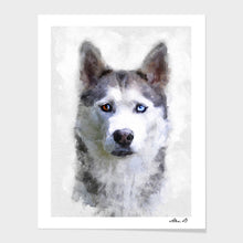 Load image into Gallery viewer, Pet Portrait Custom