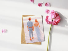 Load image into Gallery viewer, Custom Wedding Portrait
