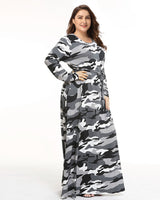 VENUS CAMOUFLAGE DRESS- 2 color