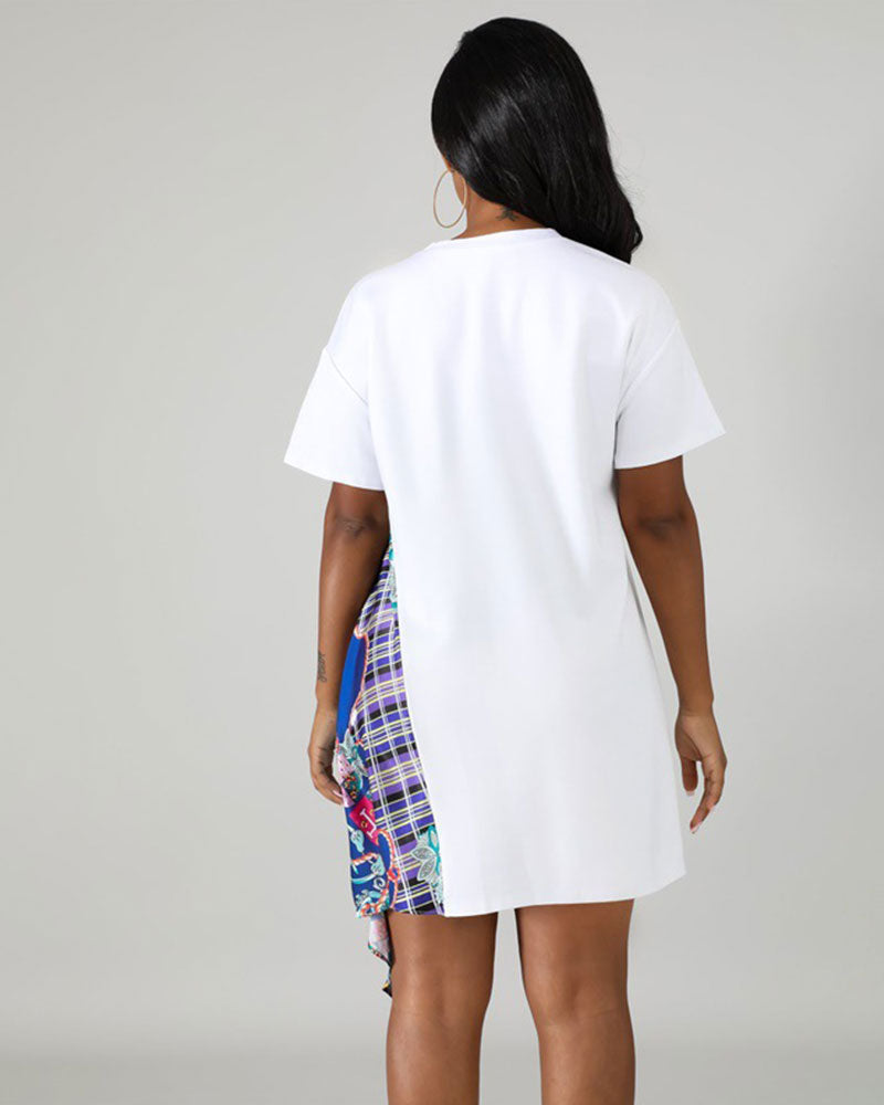 It's The Look T-SHIRT DRESS