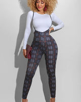 Jacey Plaid 2pc Set