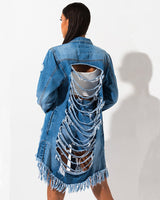 Denim Crazy Jacket