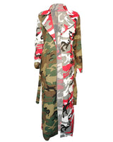 Colder Days Camo Coat