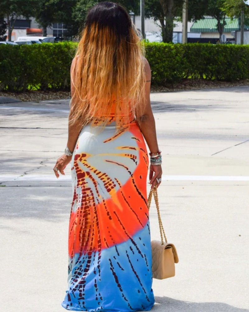 LAGUNA MAXI DRESS