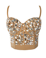 MYSTICAL PUSH UP BUSTIER