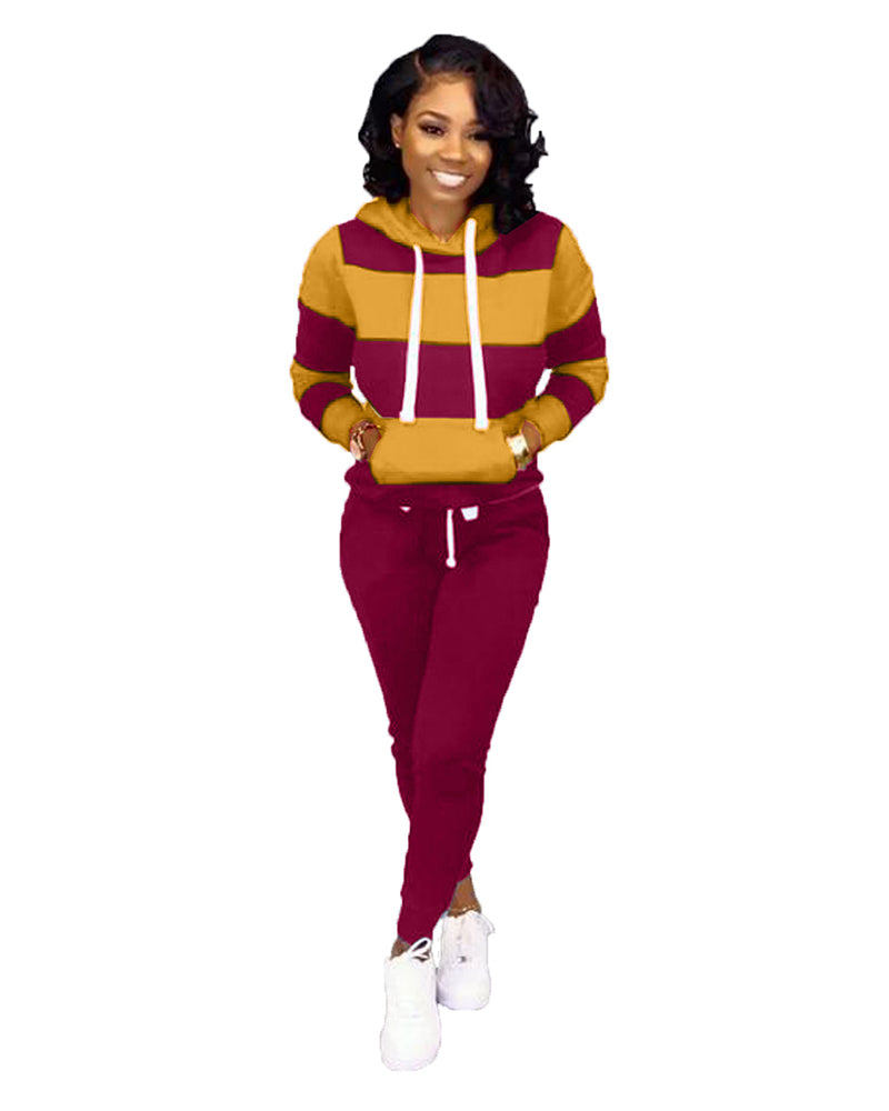 Casual Beauty Pant Set