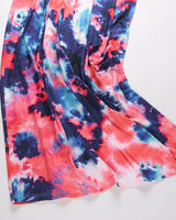 Daily Runs Tie Dye Maxi Dress