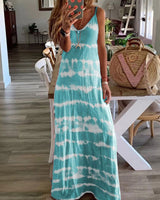 Go out to play maxi dress