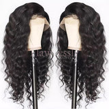 Flawlessly Virgin 13*4 Lace Wig - Loose Wave.