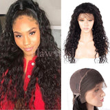 Flawlessly Virgin Full Lace Wig - Water Wave.