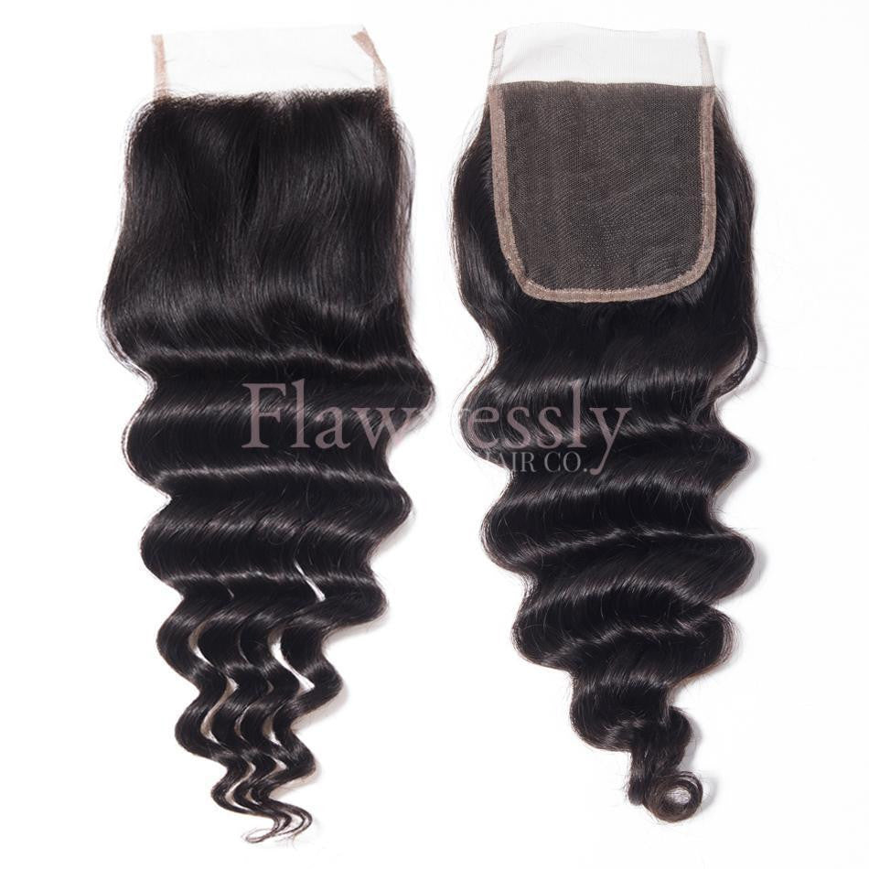 Lace Closure - Loose Deep.