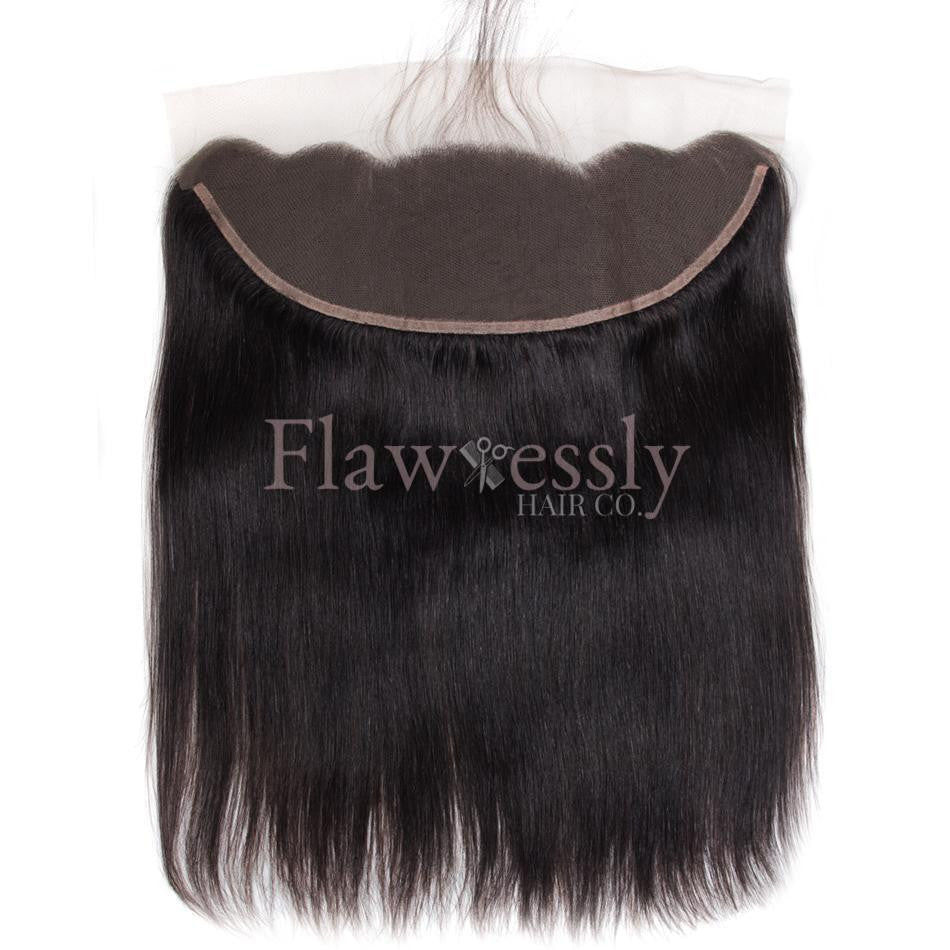Lace Frontal - Silky Straight.