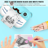 odalBleu 3in1 Instant Print Kids camera