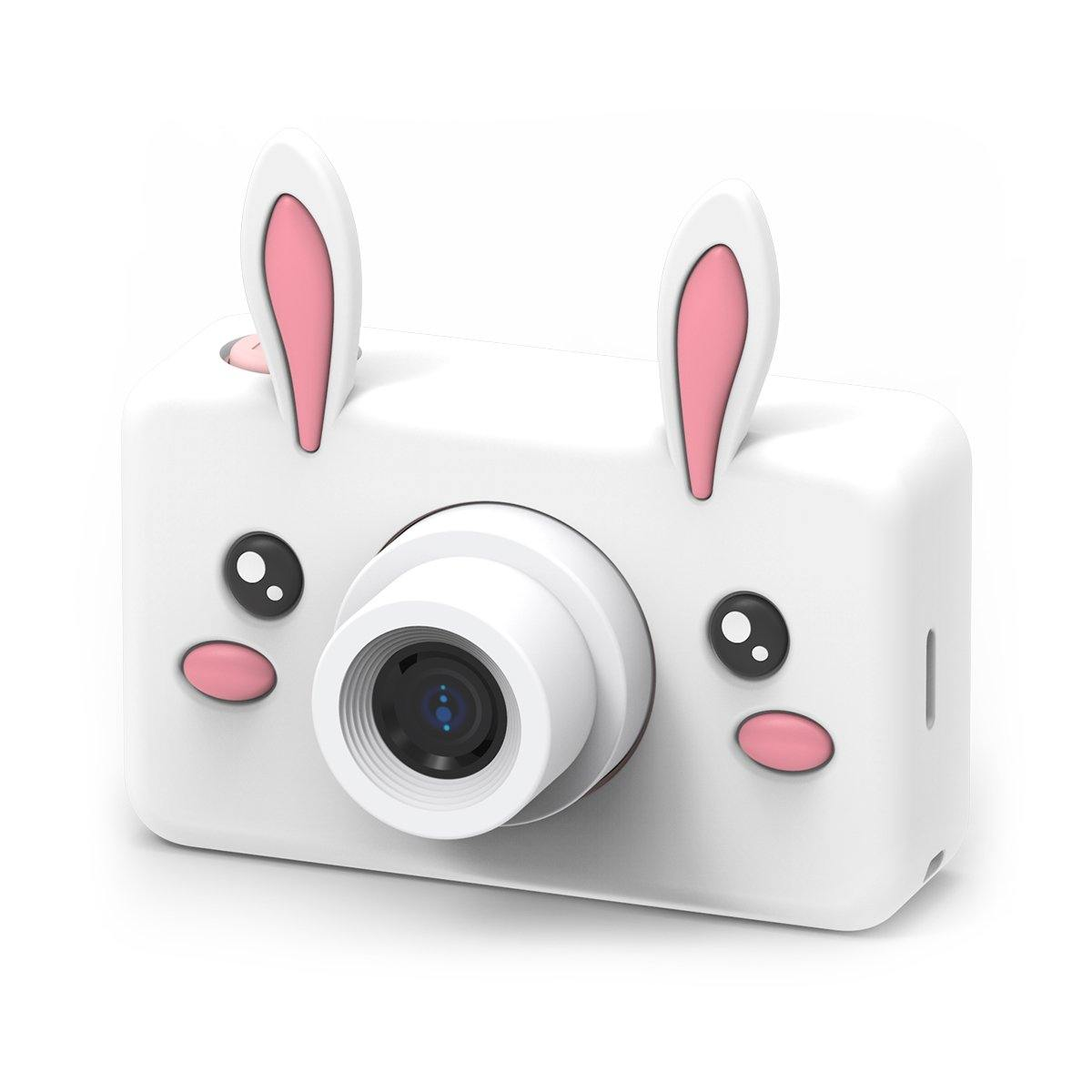 rabbit digital kids camera zoo collection animal sleeve