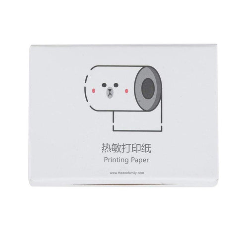 digital kids camera 3in1 print camera printing paper