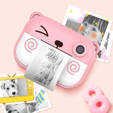 odalPink 3in1 Instant Print Kids camera