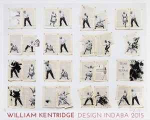 Design Indaba x William Kentridge