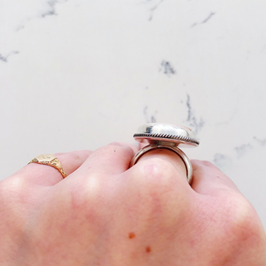 ~MADE TO ORDER | ezy ryder ring~