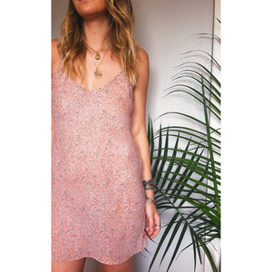 ~getaway slip dress~