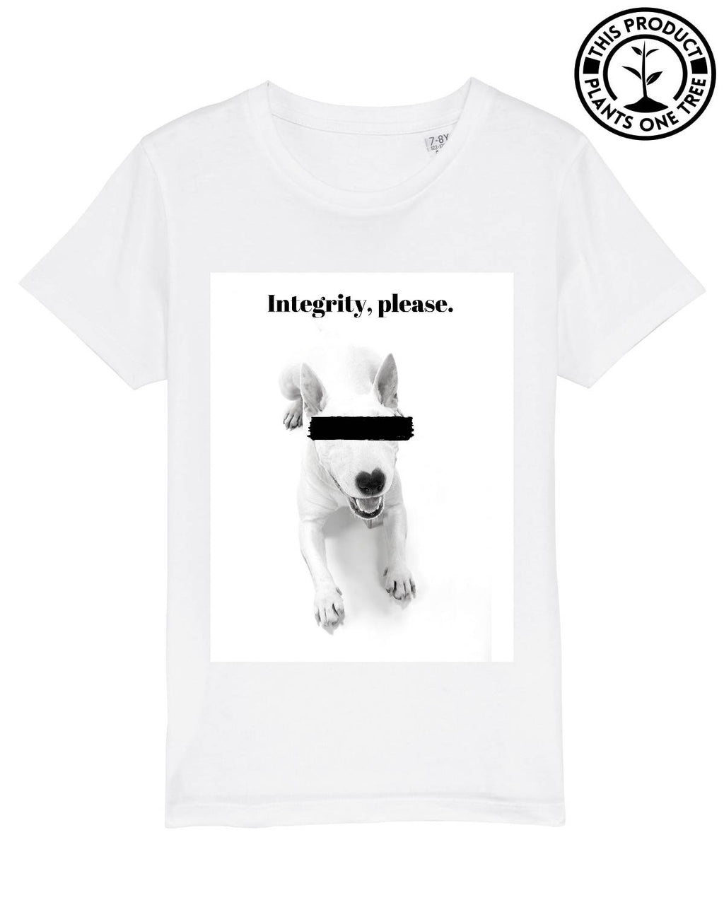 Integirty Unisex T-shirt för barn