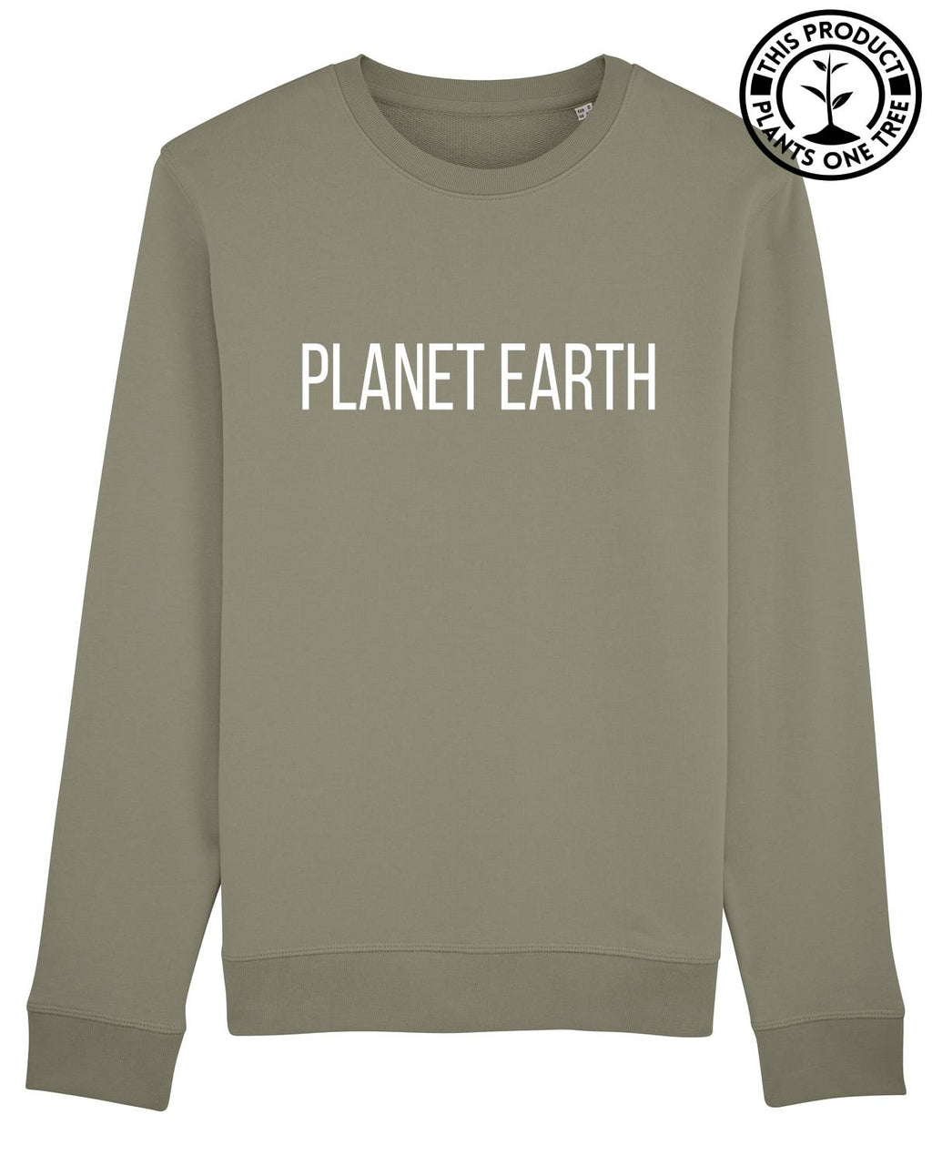 Planet Earth Unisex Sweatshirt