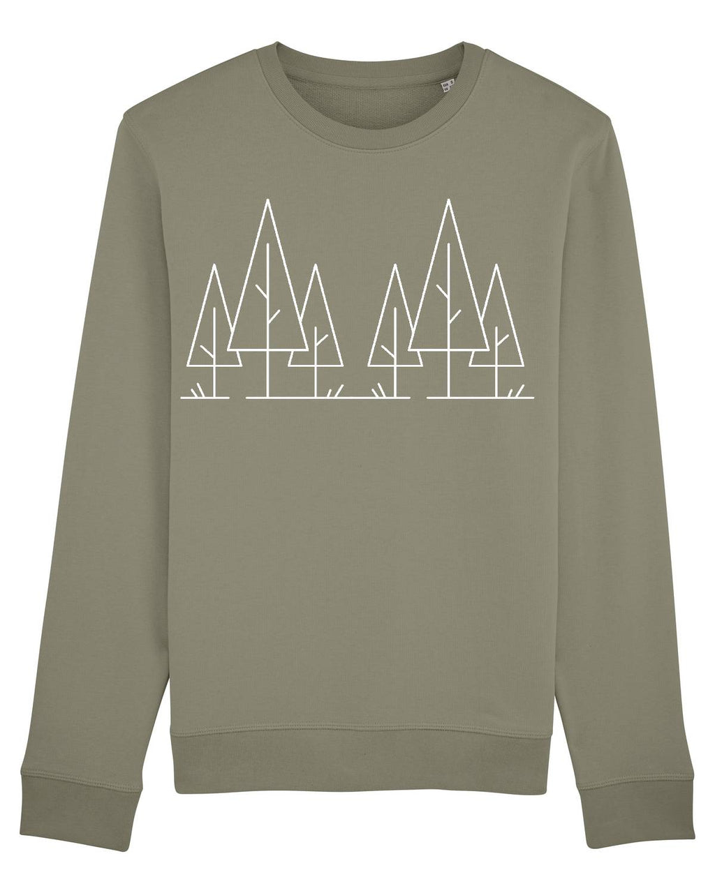 Trees Unisex Sweatshirt