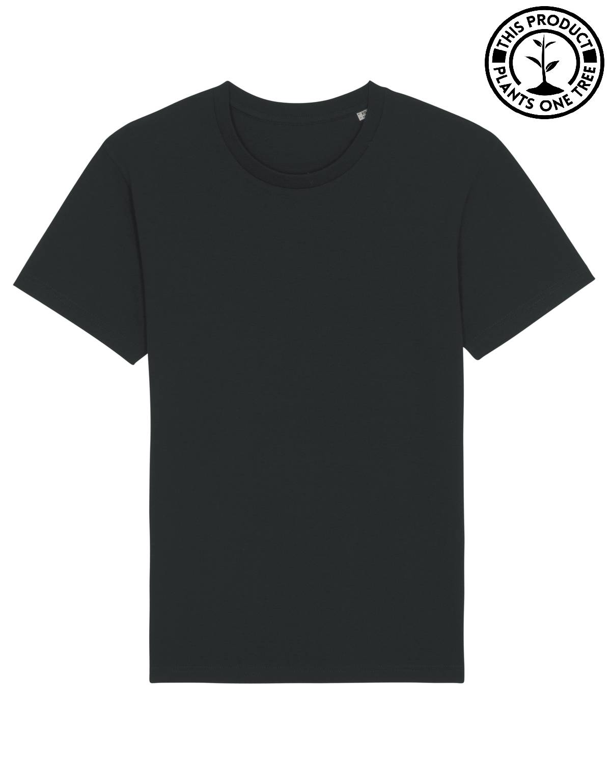 Basic Unisex T-shirt Black