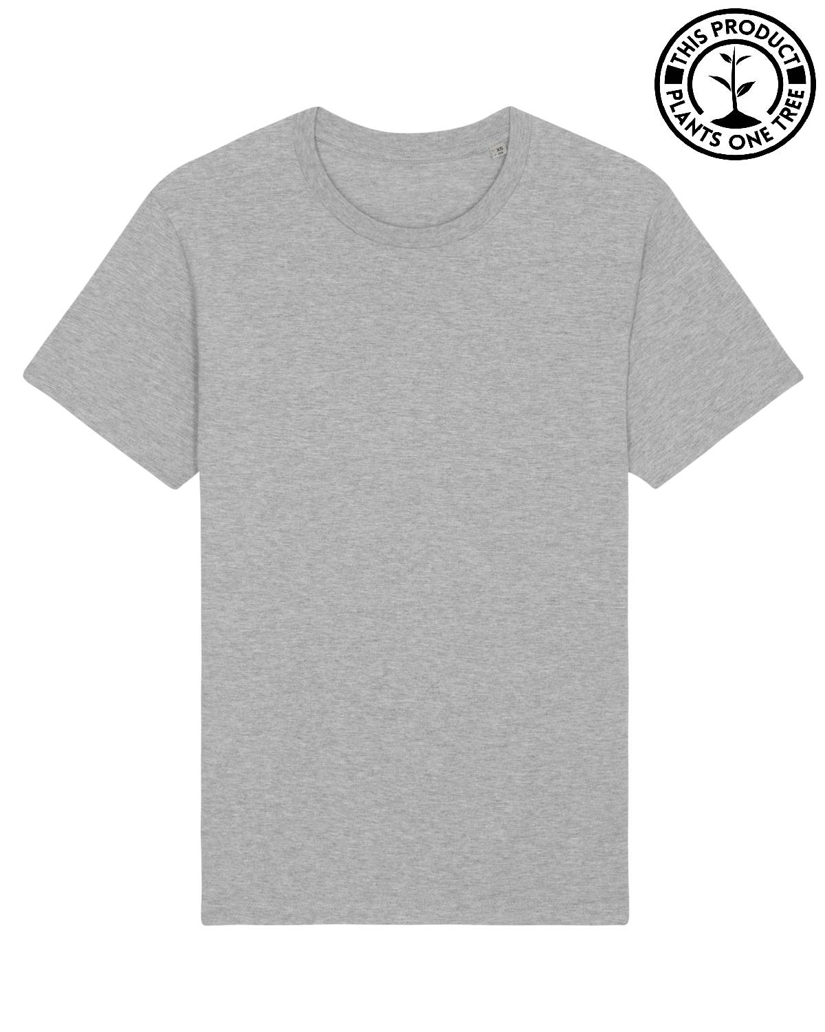 Bacis Unisex T-shirt Heather Grey