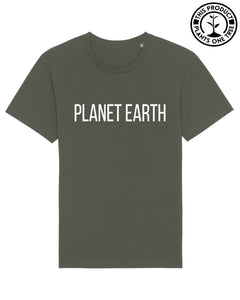 Planet Earth Unisex T-shirt