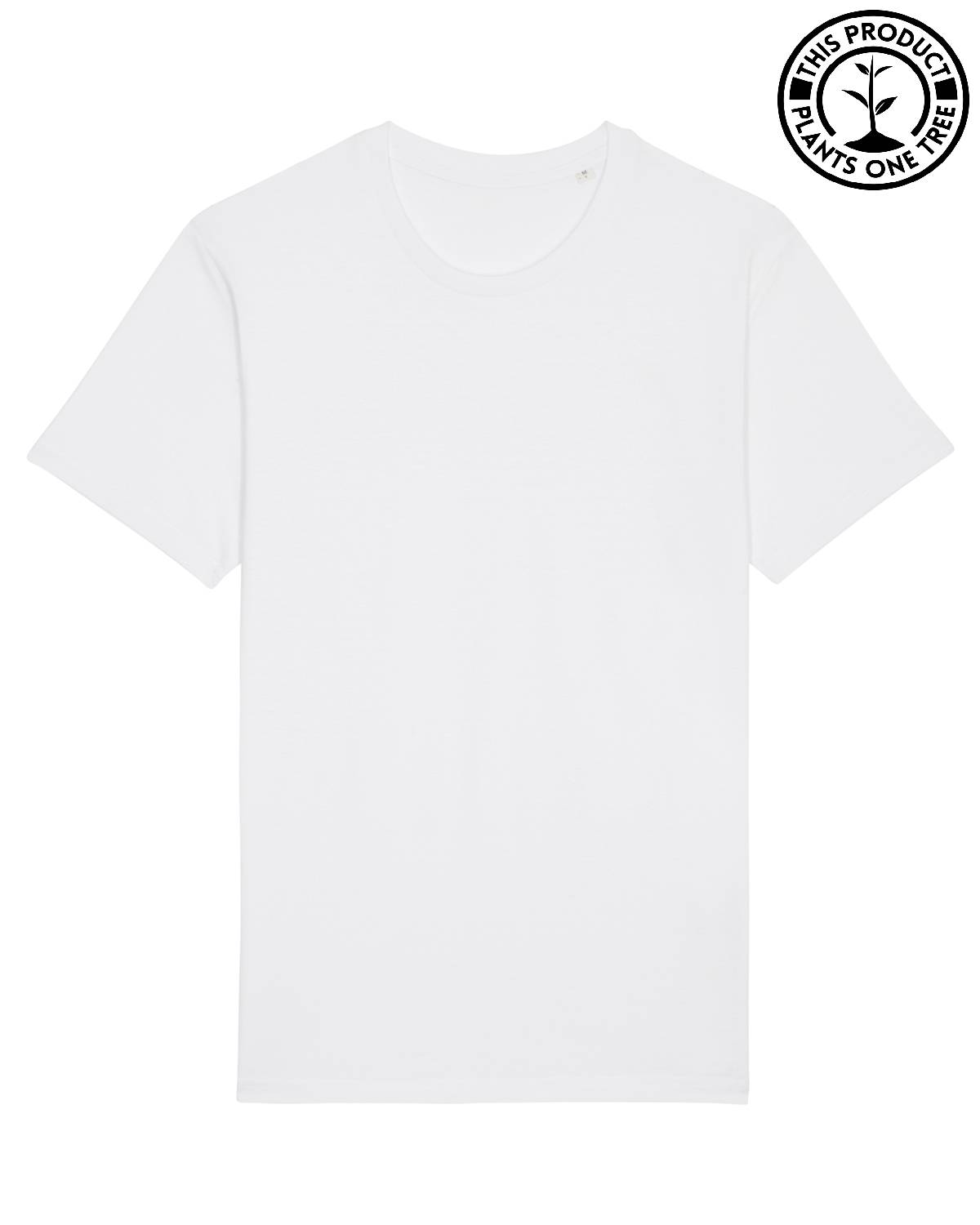 Basic Unisex T-shirt White