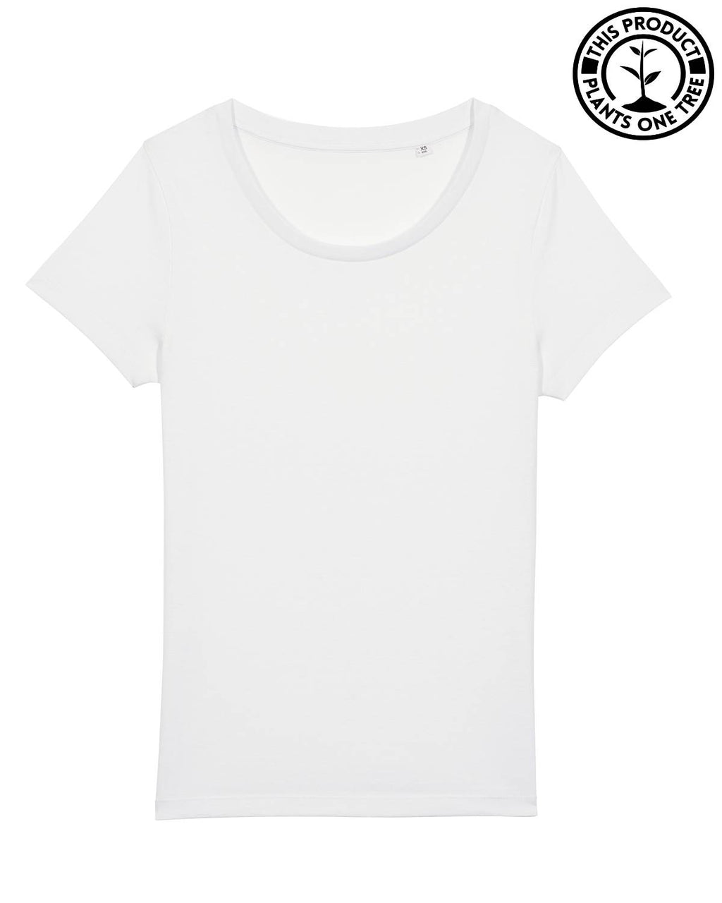 Basic Feminine T-shirt White