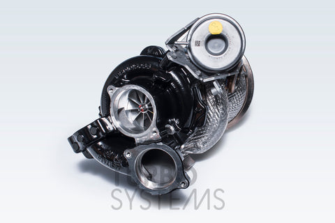 Turbo Systems B9 S4/S5 3.0T Stage 1 Hybrid Turbocharger (540+ HP)