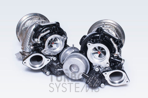 TurboSystems B9 RS5 2.9T Stage 1 Hybrid Turbocharger (700+ HP)