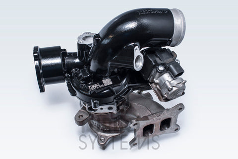 Turbo Systems B9 A4/A5 Hybrid Turbocharger Upgrade (400+ HP)