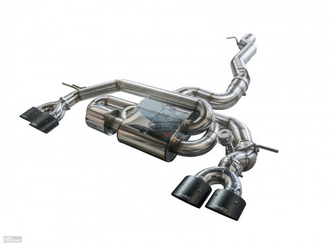 "EGO-X 3.5"" Catback Exhaust For Volkswagen Golf R (MK7 & MK7.5)"