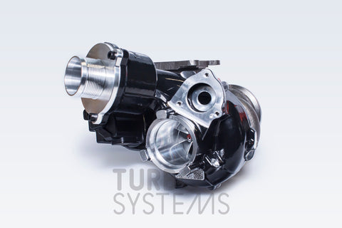 Turbo Systems Stage 2 Ball Bearing Hybrid IS38 Turbocharger Upgrade (600+ HP)