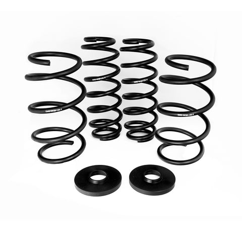 eMMOTION linear lowering springs for Audi 8V A3/S3