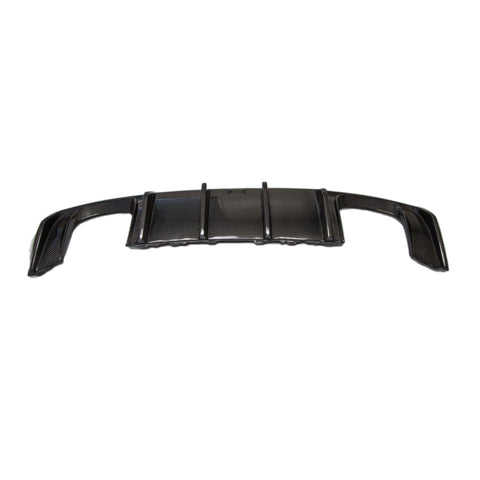 PURE Carbon Audi 8V A3/S3 (2017+ Facelift) Rear Diffuser